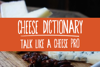 Cheese dictionary