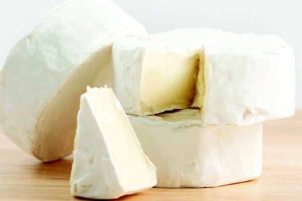 Camembert cheese just wouldn't be the same without its mushroom-y rind.
