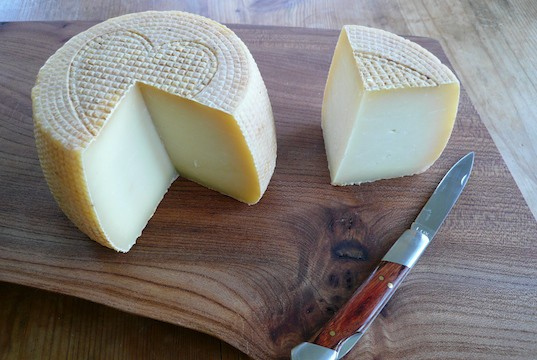 Bleating Heart's Fat Bottom Girl cheese
